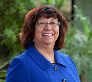 "Arjelia ""Argie"" Gomez, President & Chief Executive Officer"